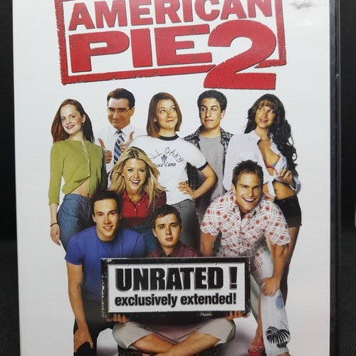 American Pie 2 (Beg. DVD)