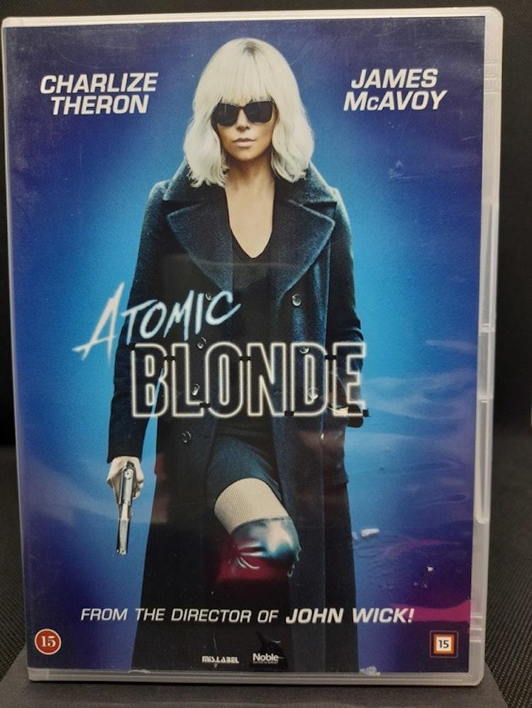 Atomic Blonde (Beg. DVD)