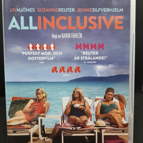 All Inclusive (Beg. DVD)