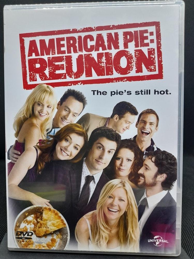 American Pie: Reunion (Beg. DVD Inplastad)