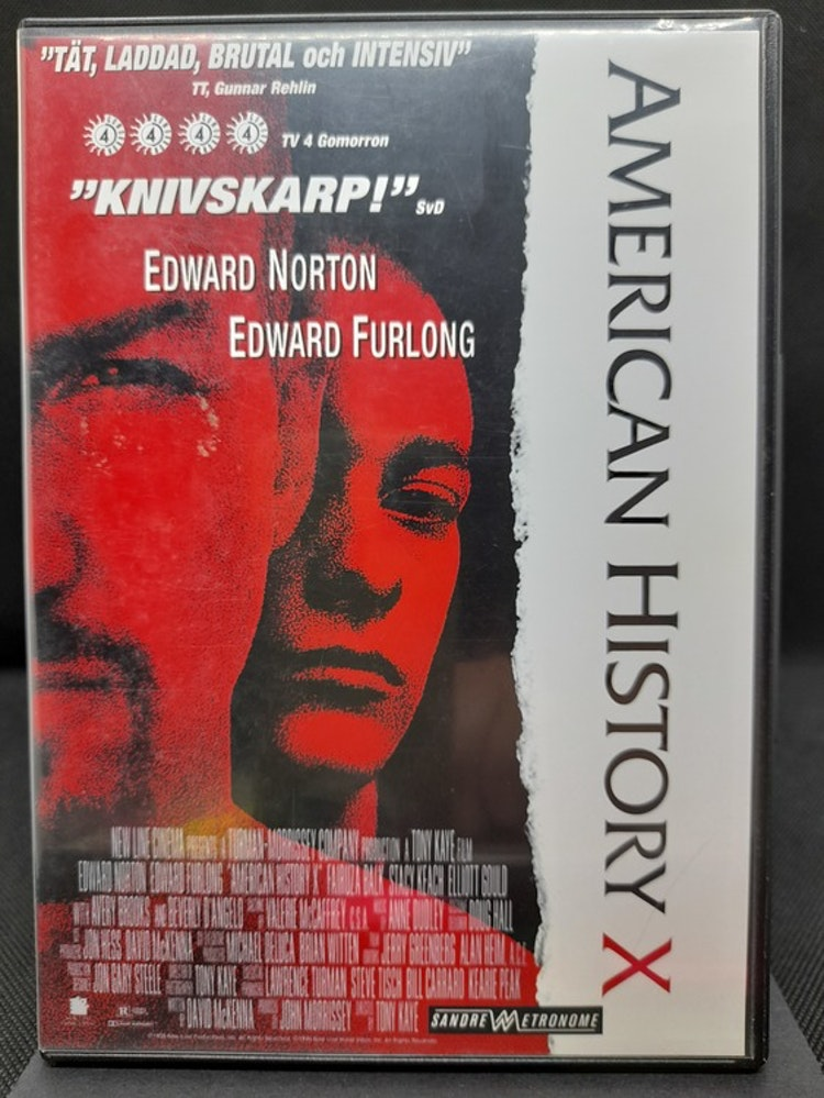 American History X (Beg. DVD)