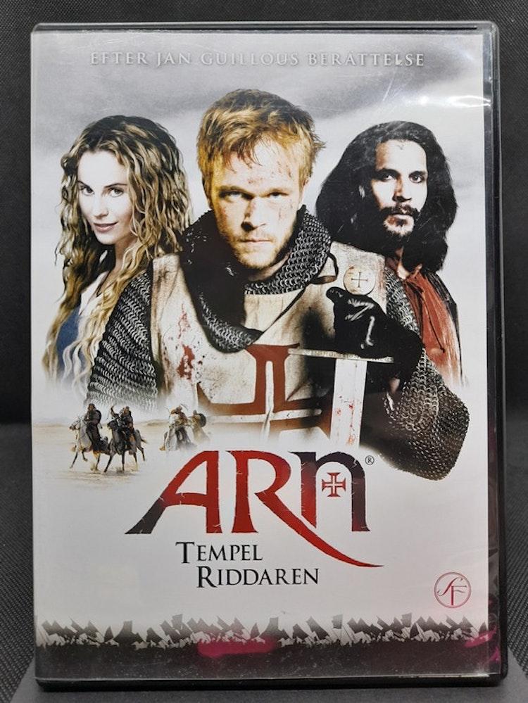 Arn - Tempelriddaren (Beg. DVD)