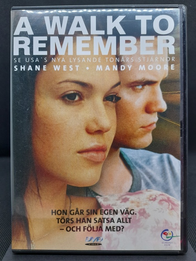 A Walk To Remember (Beg. DVD)