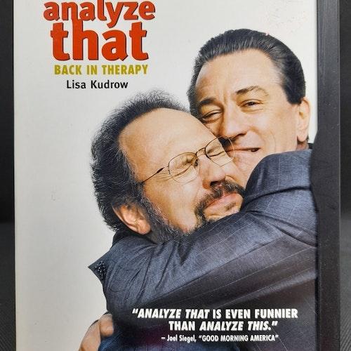 Analyze That (Beg. DVD)