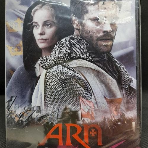 Arn - Riket vid vägens slut (Beg. DVD Inplastad)