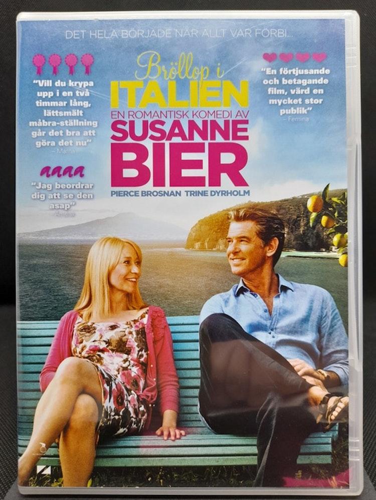 Bröllop i Italien (Beg. DVD)