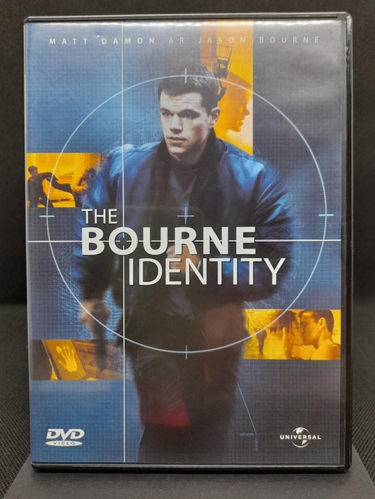 The Bourne Identity (Beg. DVD)