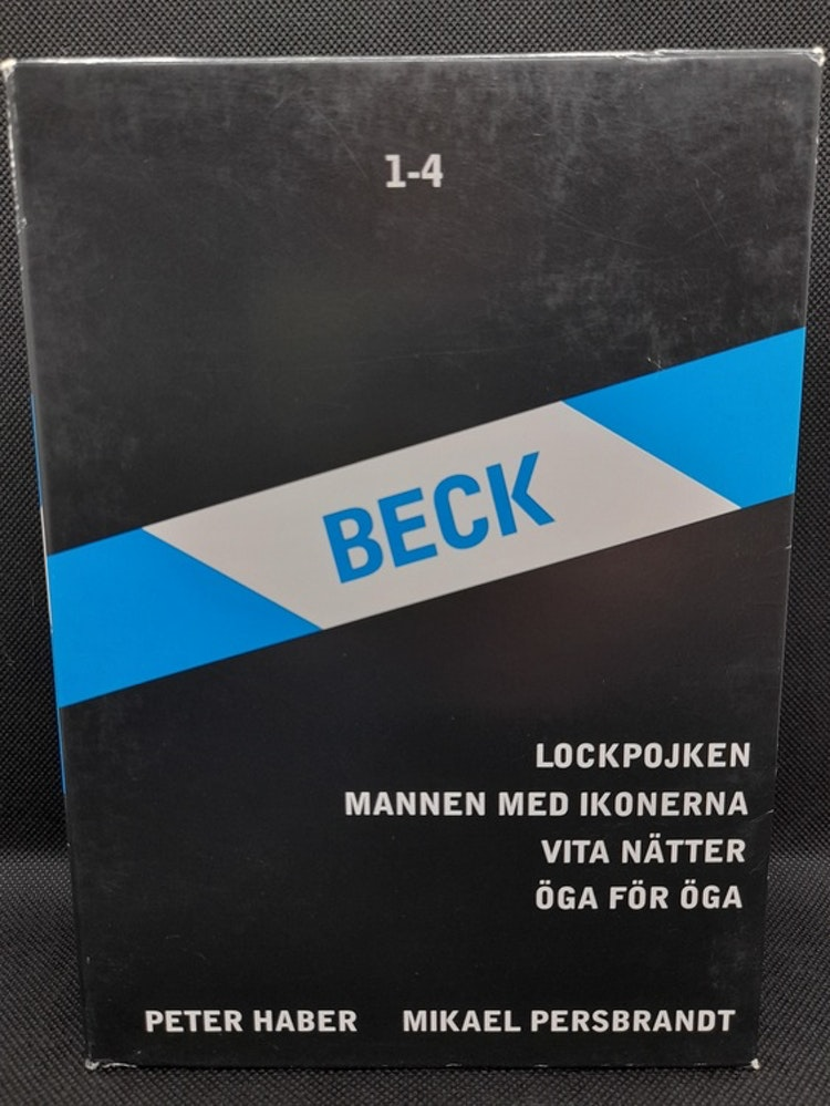 Beck 1-4 (Beg. DVD)
