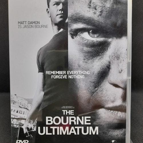 The Bourne Ultimatum (Beg. DVD)