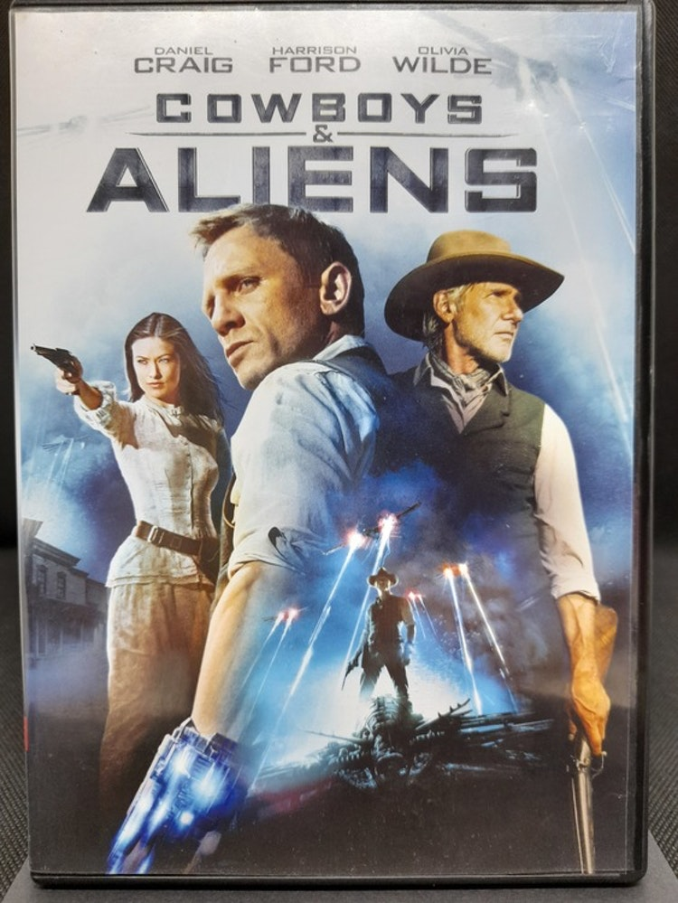 Cowboys & Aliens (Beg. DVD)