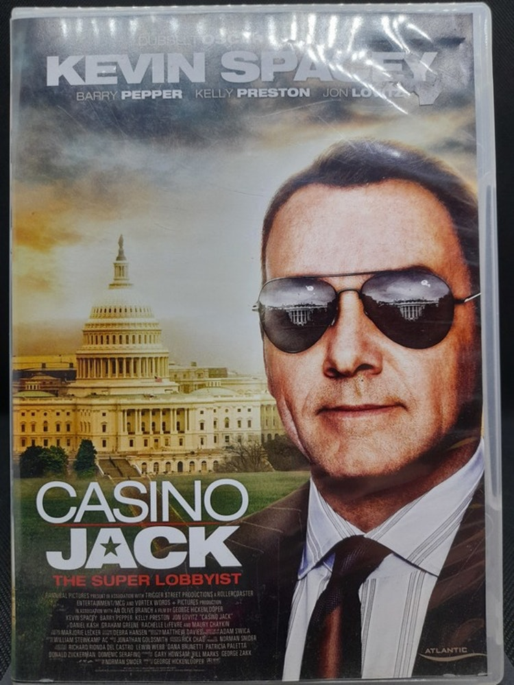 Casino Jack (Beg. DVD)