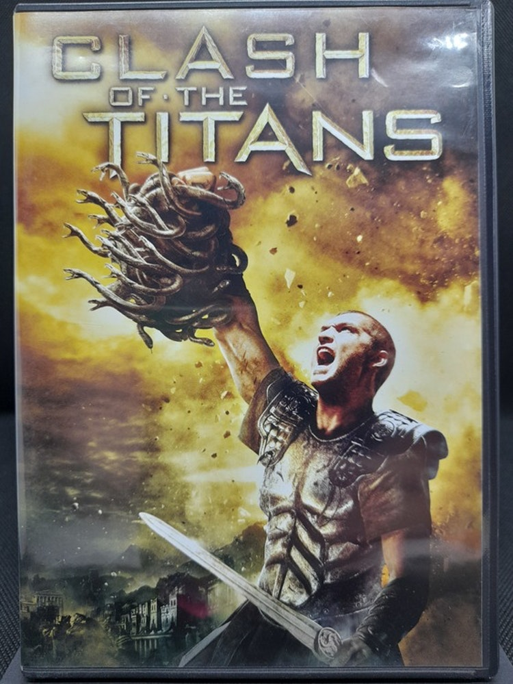 Clash of the Titans (Beg. DVD)