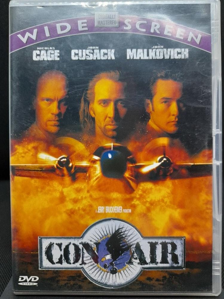 Con Air (Beg. DVD)
