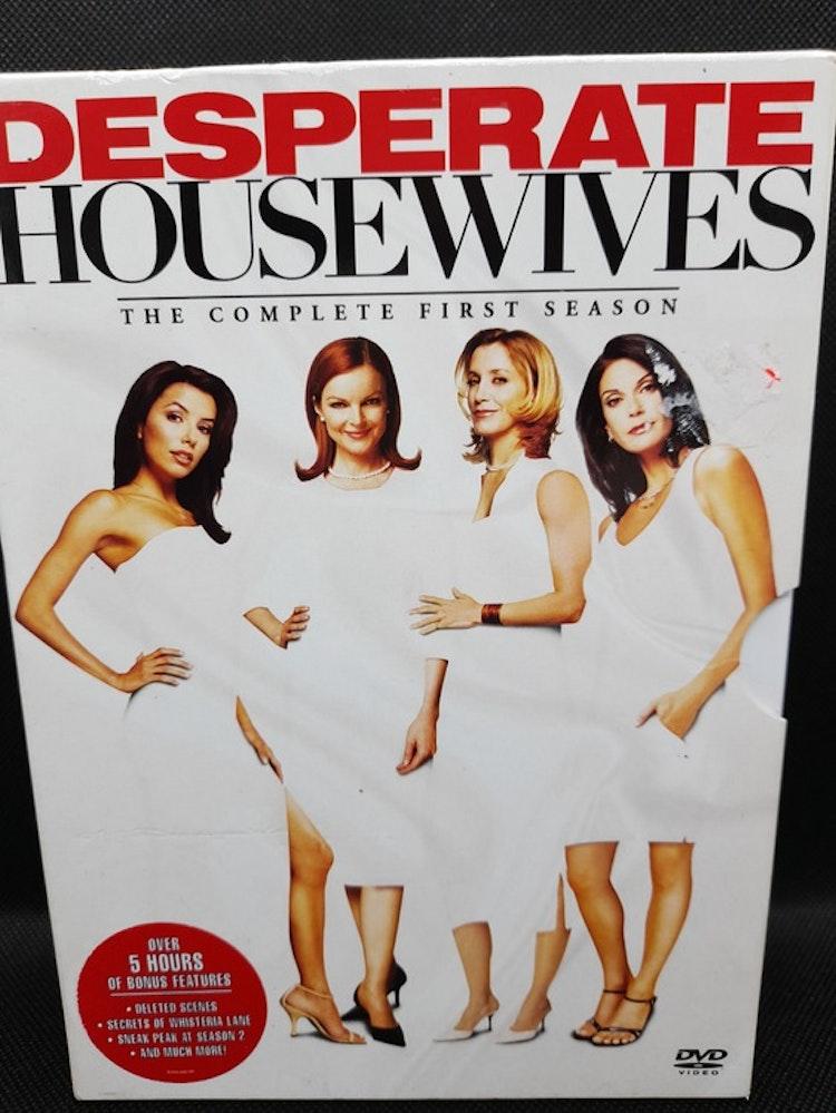 Desperate Housewives - Säsong 1 (Beg. DVD)