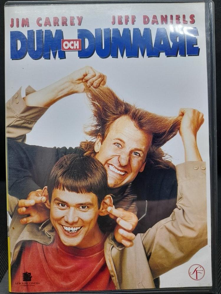 Dum och dummare (Beg. DVD)