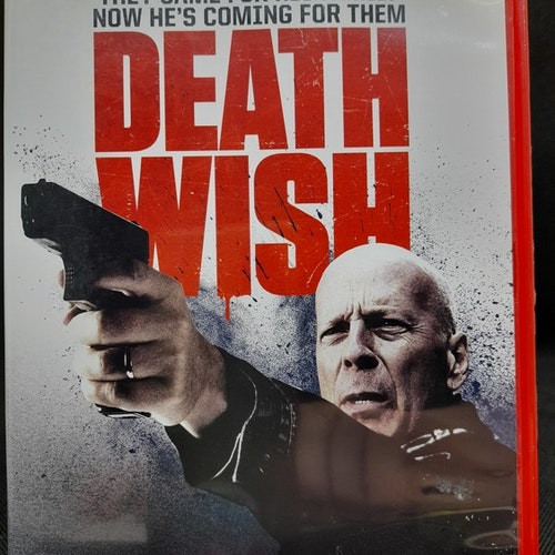 Death Wish (Beg. DVD)