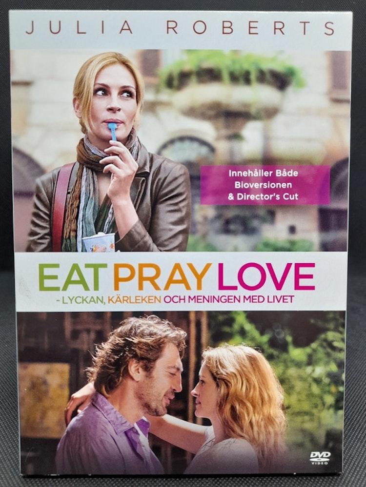 Eat Pray Love (Beg. DVD Slipcase)