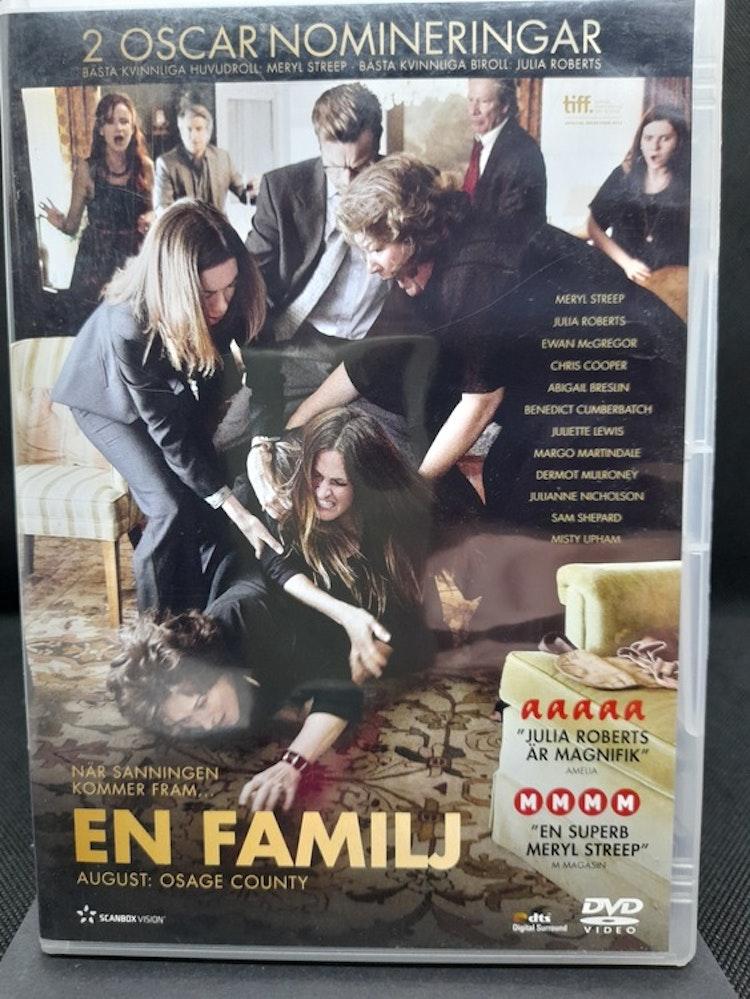 En familj (Beg. DVD)