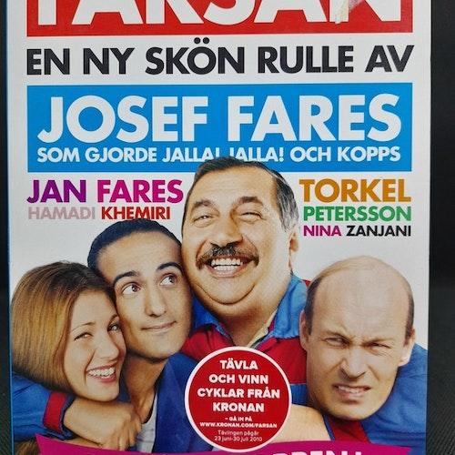 Farsan (Beg. DVD Slipcase)