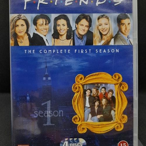 Friends/Vänner - Säsong 1 (Beg. DVD)