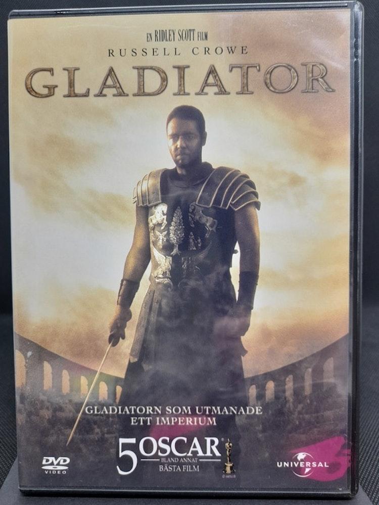 Gladiator (Beg. DVD)