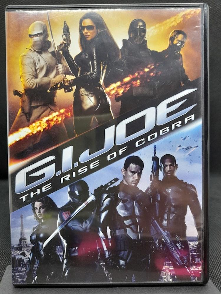 G.I. Joe - The Rise of Cobra  (Beg. DVD)