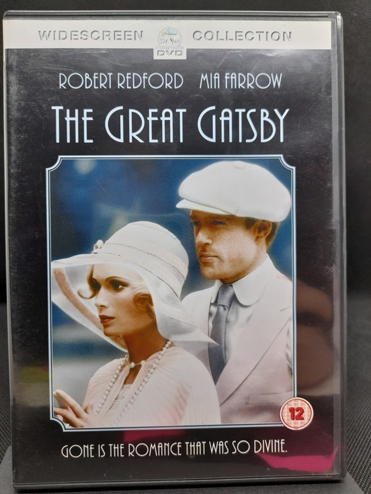 The Grate Gatsby  (Beg. DVD)