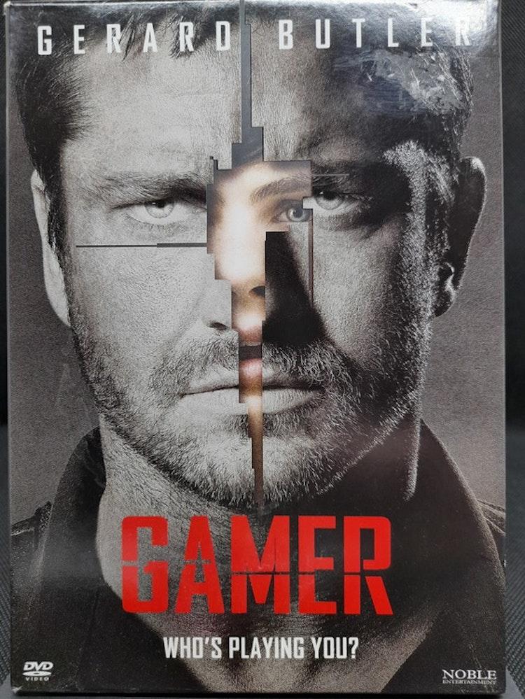 Gamer  (Beg. DVD Slipcase)