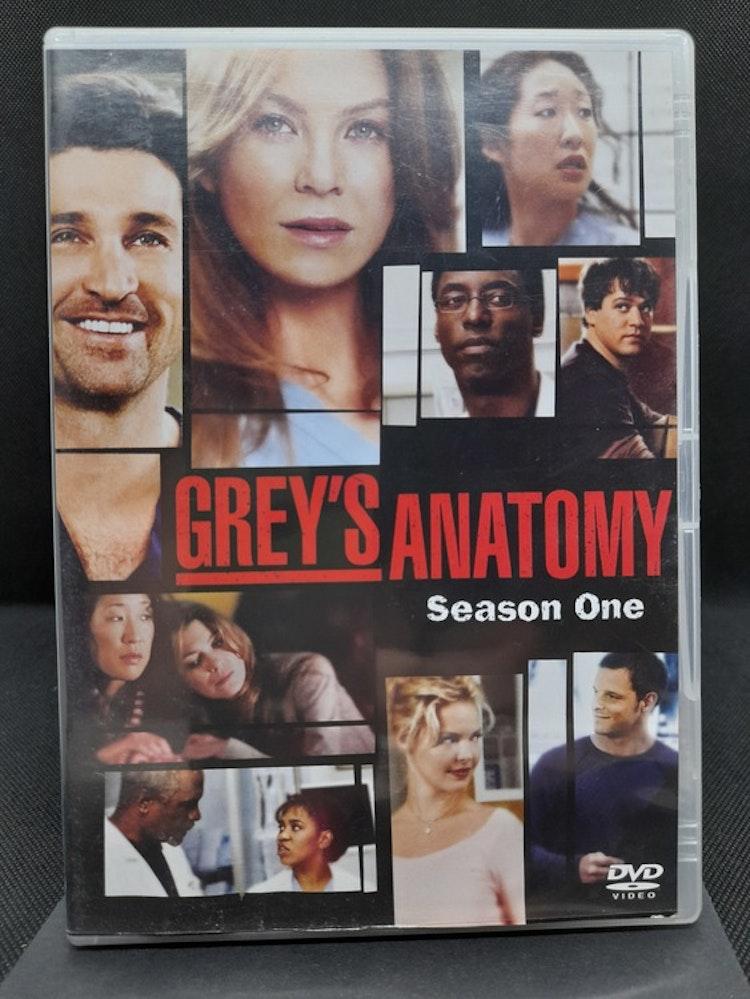 Grey´s Anatomy - Säsong 1  (Beg. DVD)