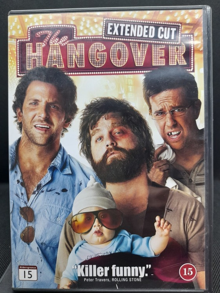 The Hangover Extended Cut (Beg. DVD)