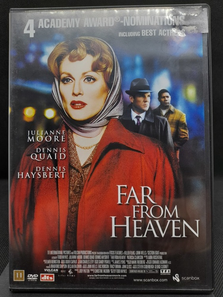 Far from Heaven (Beg. DVD)