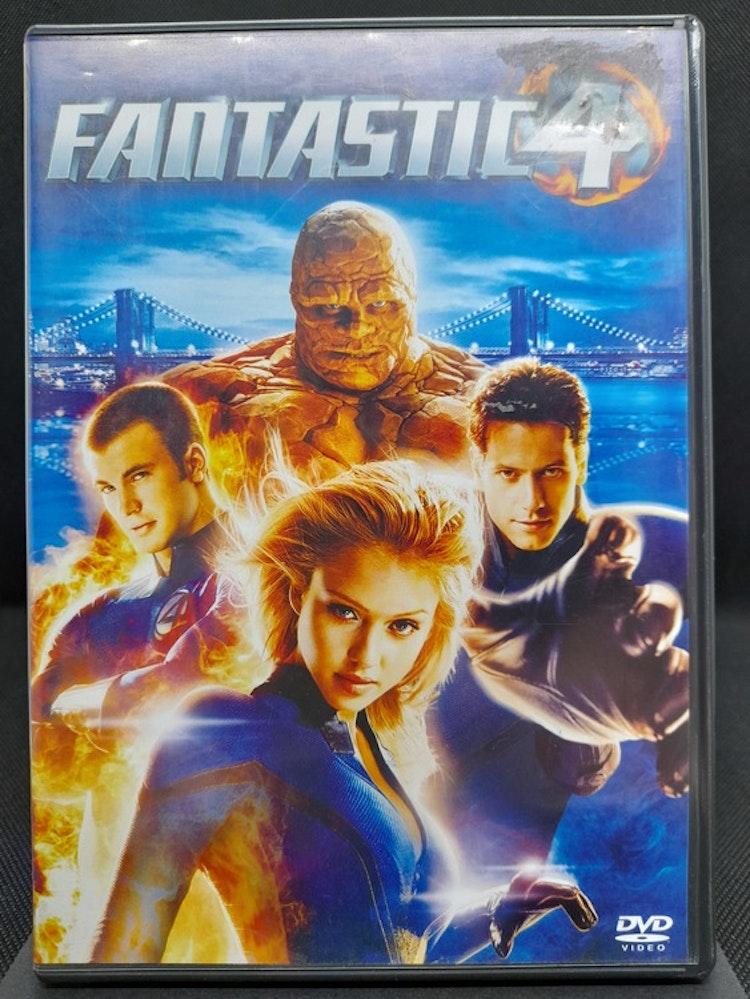 Fantastic 4 (Beg. DVD)