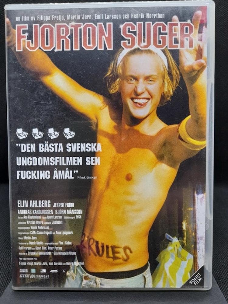 Fjorton suger (Beg. DVD)