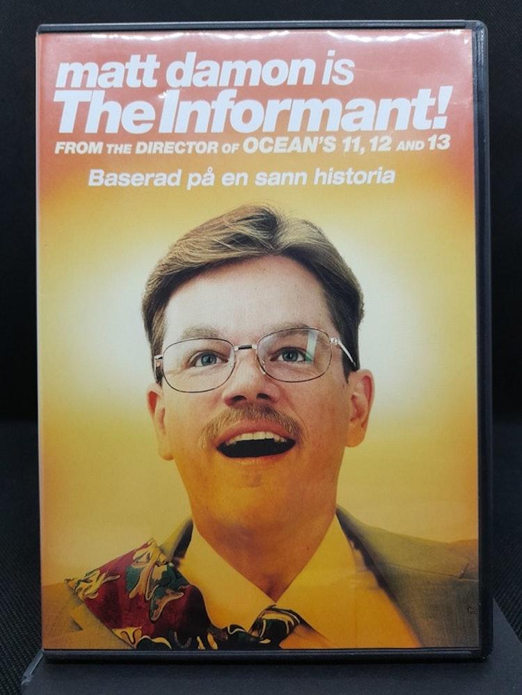 Informant, The (Beg. DVD)