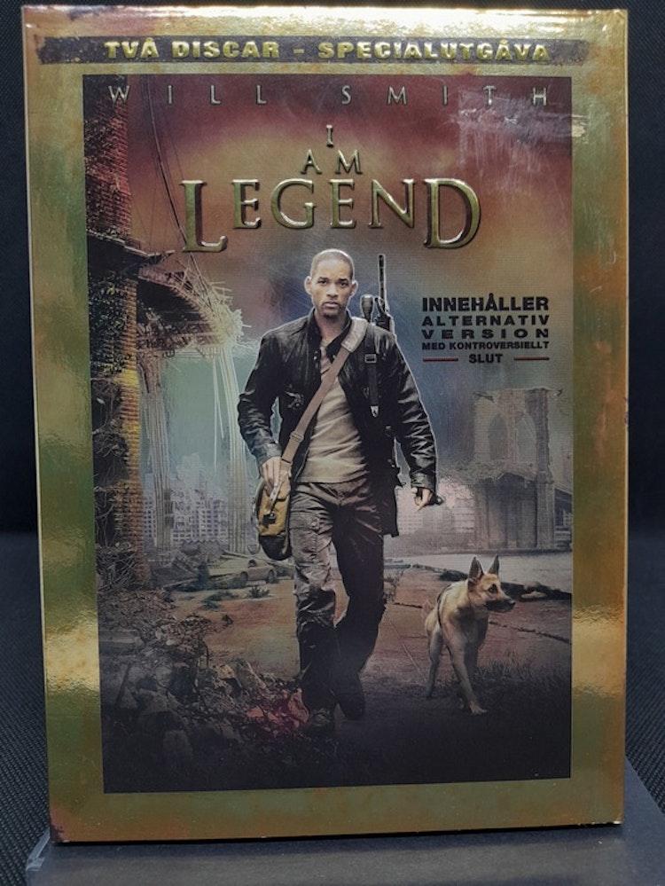 I Am Legend (Beg. DVD Slipcase)
