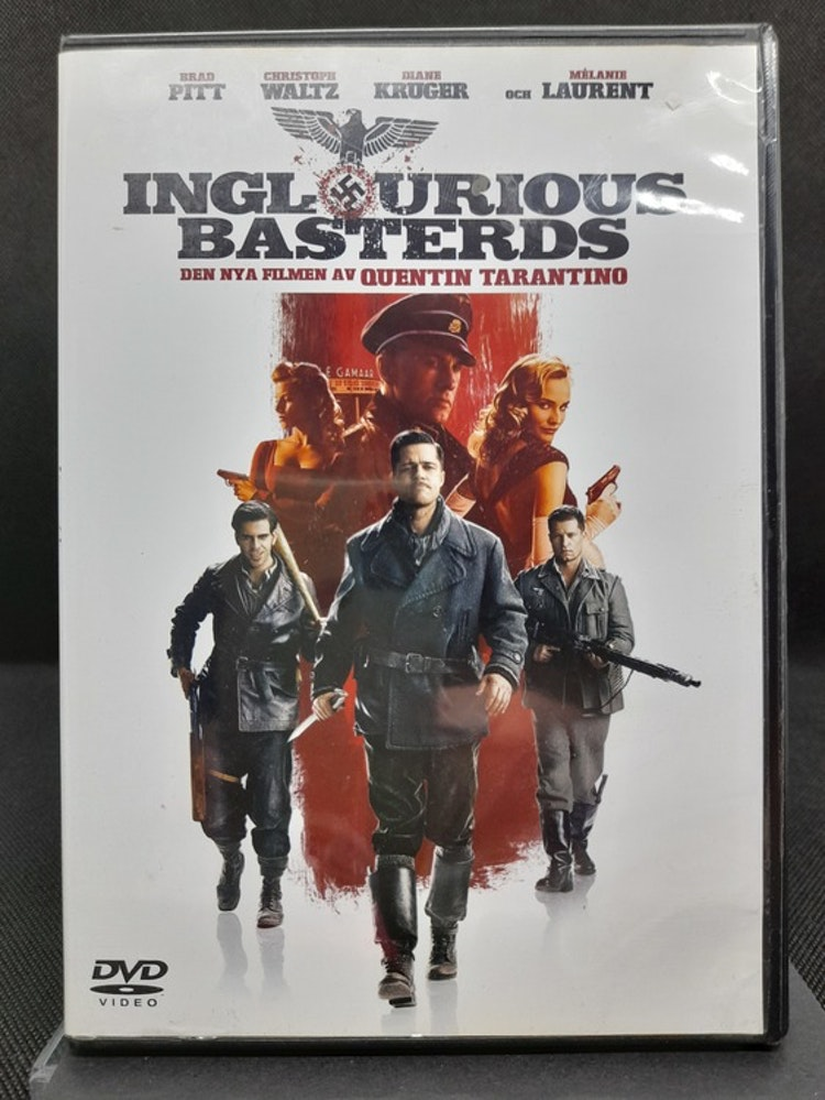 Inglourious Basterds (Beg. DVD Slipcase)