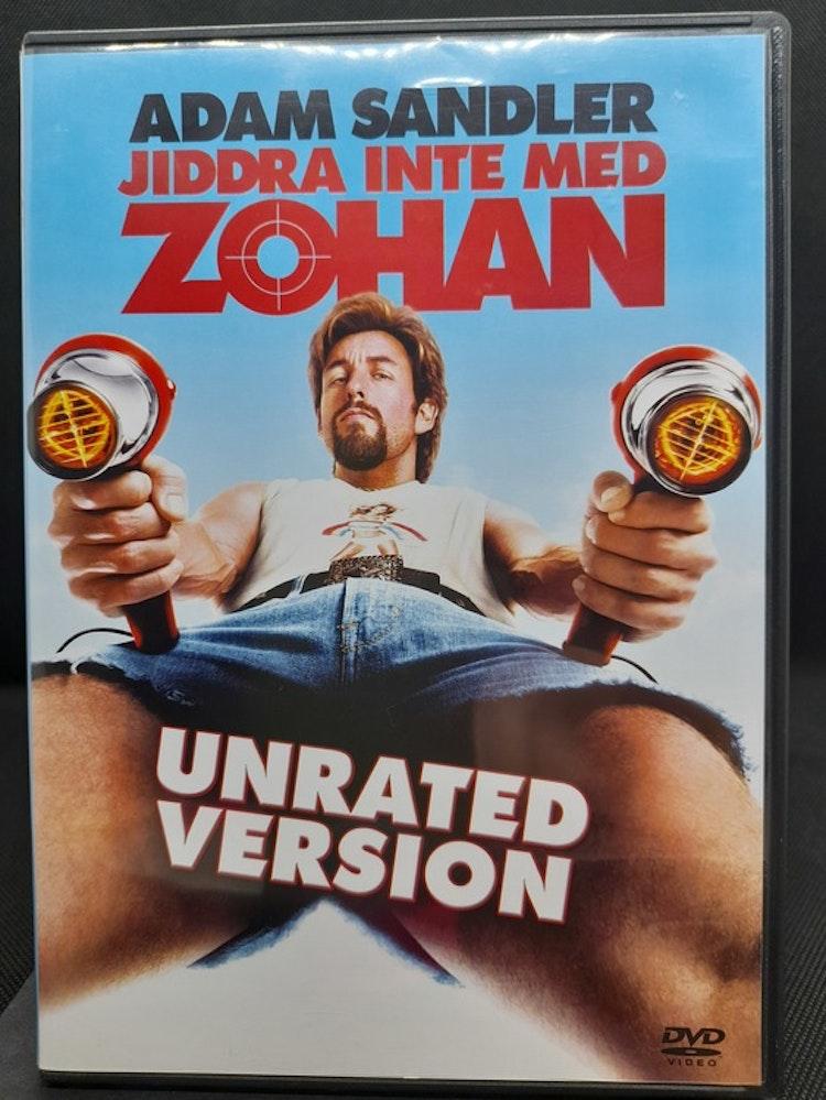 Jiddra inte med Zohan (Beg. DVD)