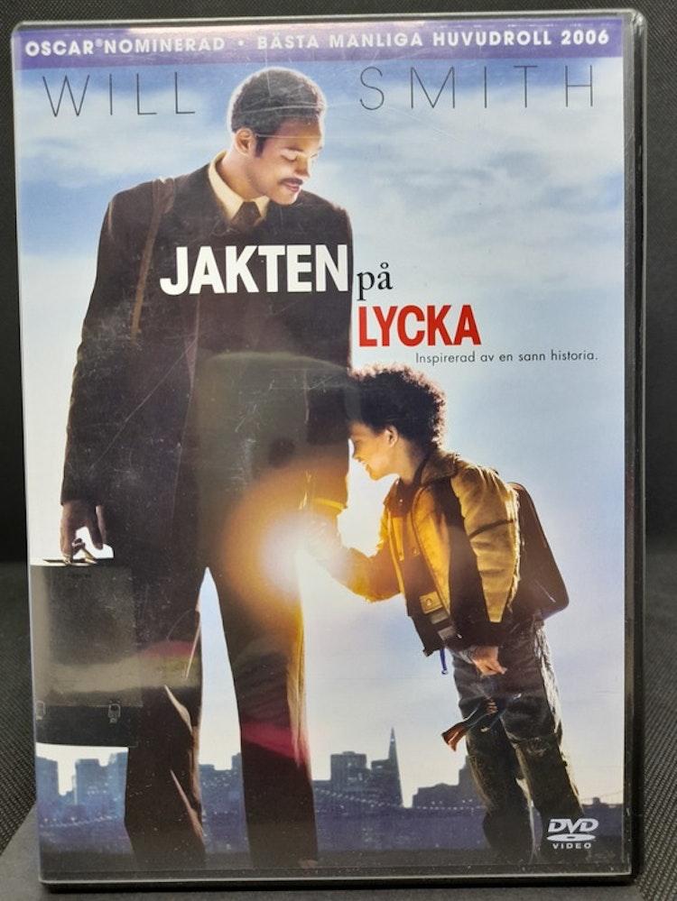Jakten på lycka (Beg. DVD)