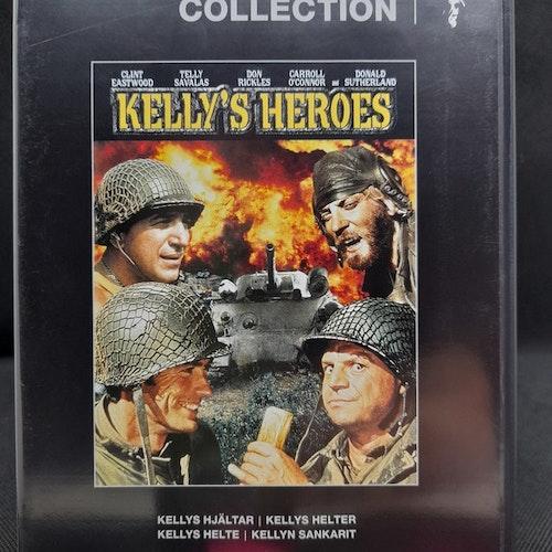 Kelly´s Heroes (Beg. DVD)