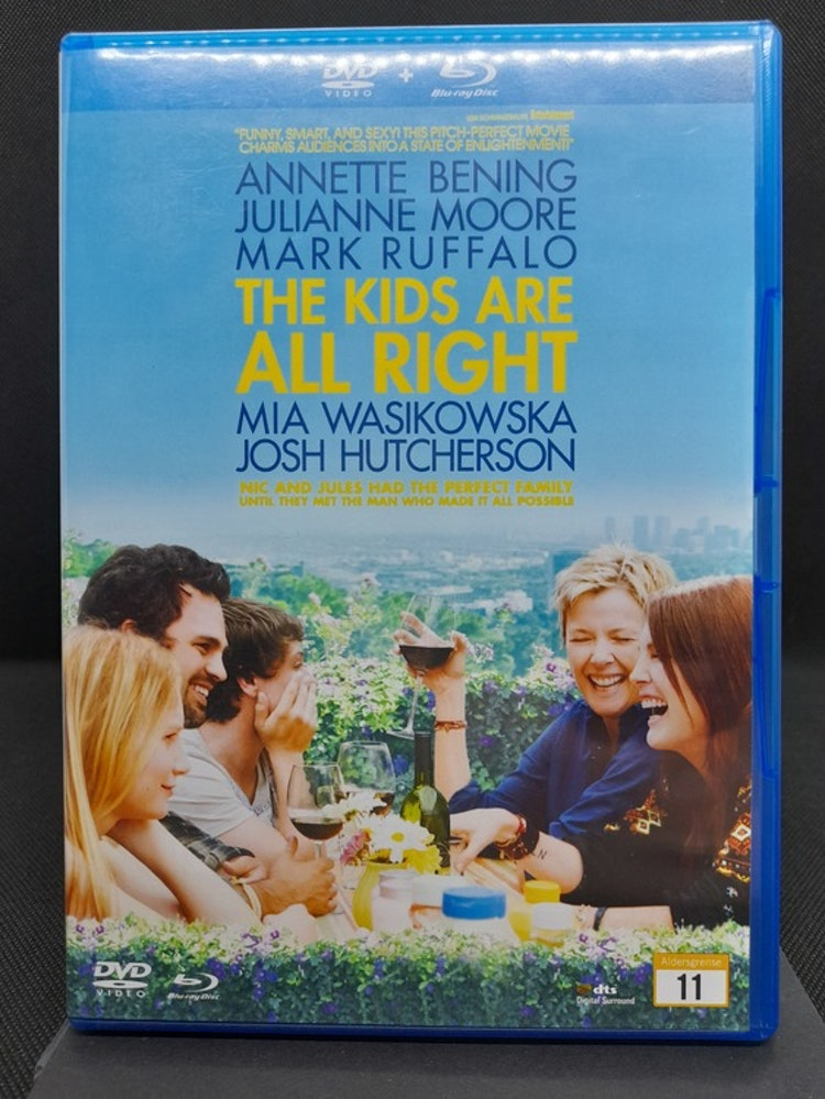 Kids are all right, The (Beg. DVD/Blu Ray)