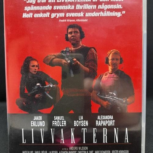 Livvakterna (Beg. DVD)