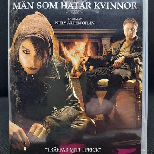 Män som hatar kvinnor (Beg. DVD)