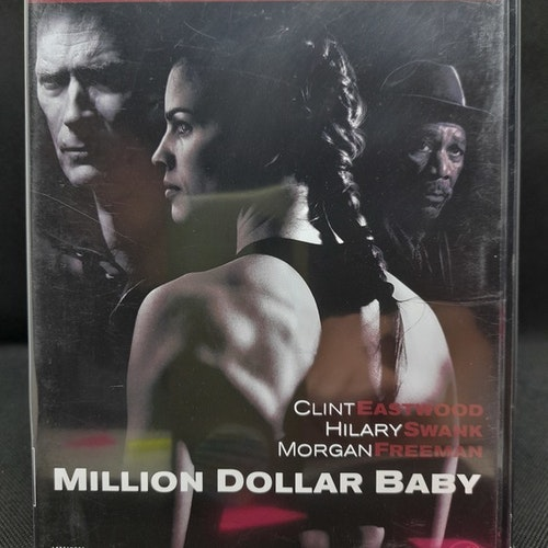 Million Dollar Baby (Beg. DVD)