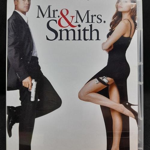Mr. & Mrs. Smith (Beg. DVD)