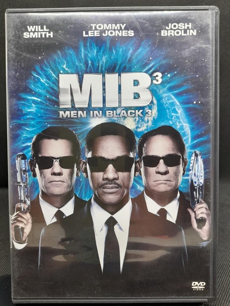 Men in Black 3 (Beg. DVD)