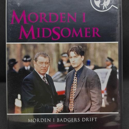 Morden i Midsomer: Morden i Badgers Drift (Beg. DVD)
