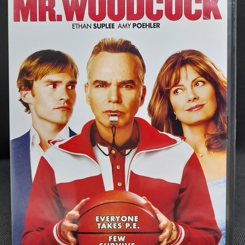 Mr. Woodcock (Beg. DVD)
