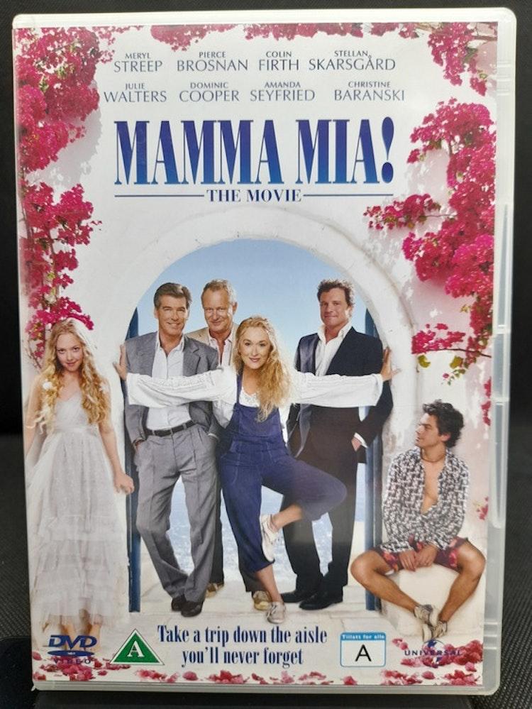 Mamma Mia! The Movie (Beg. DVD)