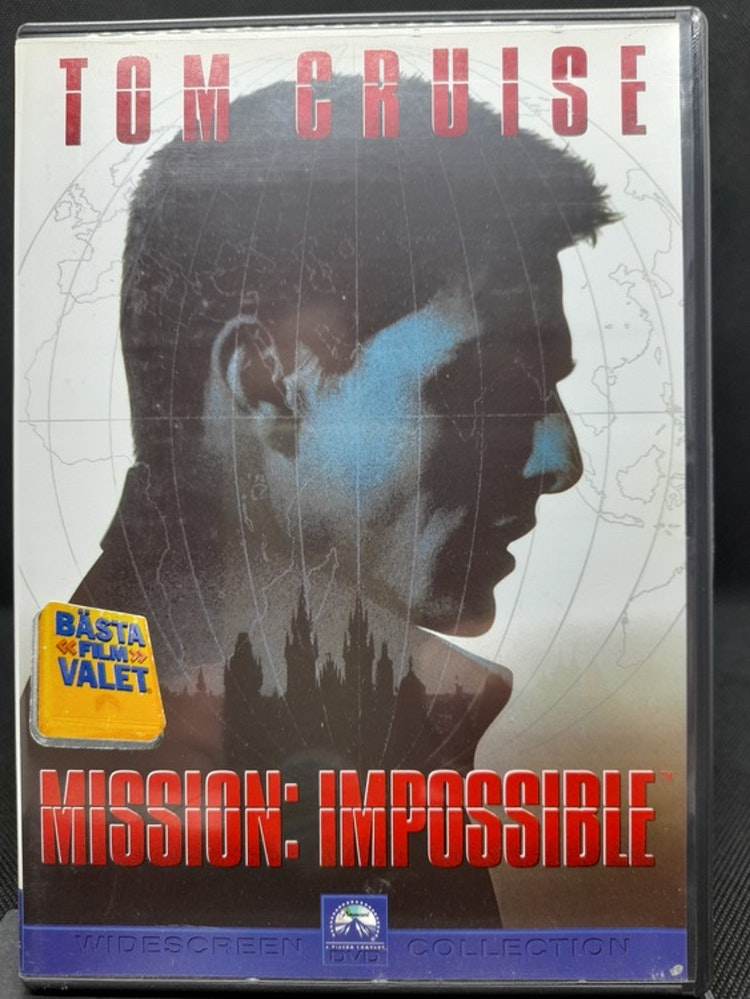Mission: Impossible (Beg. DVD)