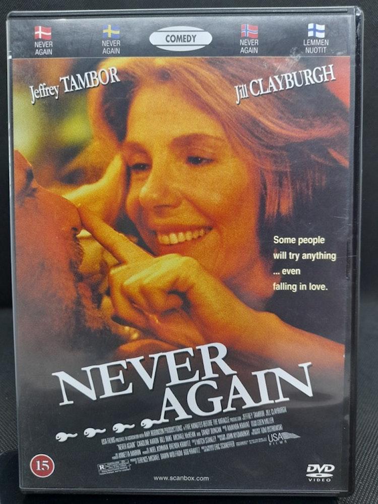 Never Again (Beg. DVD)